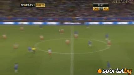 Атлетико (мадрид) спечели суперкупата на европа след като победи Челси с 4:1