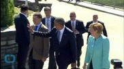 Obama Gives G7 Press Conference After Meeting With Iraqi PM
