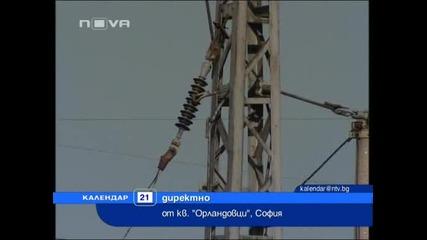 27 000 волта ток удари две деца заради кражба на кабели