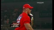 Wwe John Cena And Cm Punk Голямо Кефене Кой Избирате?