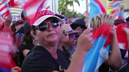 Puerto Rico: Hero's welcome for Puerto Rico's first-ever gold medalist