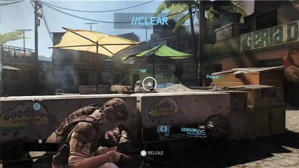 Ghost Recon: Future Soldier - Numble Guardian Walkthrough