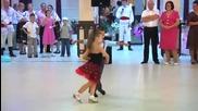 Страхотен детски танц!