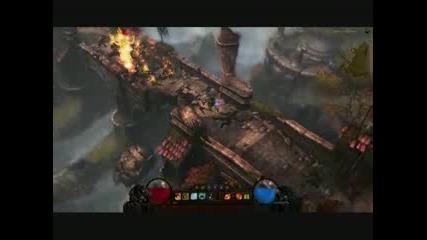 Diablo 3 Gameplay Video Част Втора *HQ*