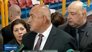 Борисов коментира референдума в Македония и състоянието на авиацията ни