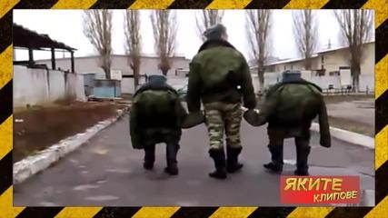 Руснаците сигурно са полудели - Смешна компилация