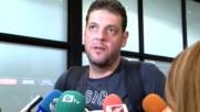 Константинов: Не сме отписвали мачовете в Световната лига