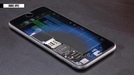 Това са новите iPhone 6 и iPhone 6 Plus