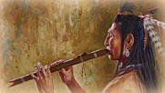 1 Час Флейта на североамериканските индианци и звуци от природата