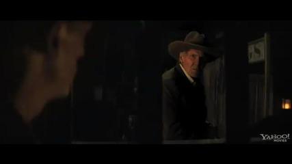 Cowboys and Aliens Trailer Hd 2011 - Jon Favreau - Daniel Craig - Harrison Ford