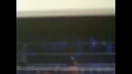 Wrestlemania 27 С Превод На Български - Трите Хикса срещу Гробаря - Част 2