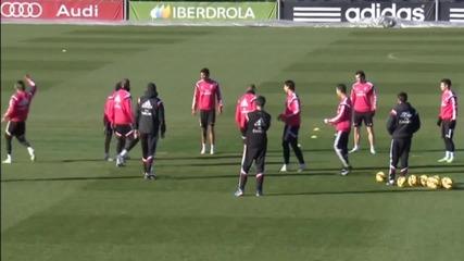 Анчелоти: Още нямаме договор с Йодегаард, Роналдо ще играе в събота