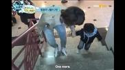 Бг Превод Shinee Hello Baby Ep5 4/5