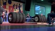 Nenormalnik Pravi Myrtva Tiaga S 480kg