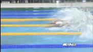 Майкъл Фелпс със седми златен медал от Олимпиадата в Пекин 2008