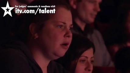 Britain's Got Talent - Blair Christie