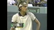 ATP MS Miami 2000 : Сампрас - Куертен | част (1/2)