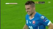 08.09.14 Украйна - Словакия 0:1 *квалификация за Европейско първенство 2016*