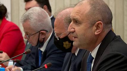 Радев: Разширяването на ЕС трябва да е на основата на добросъседски отношения на Балканите
