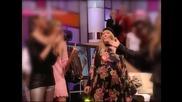 Indira Radic - Hvala sto nisi (live) - Nedeljno popodne (TV PINK 2013)
