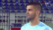 Аясс: Не е редно да се радвам при гол, ял съм бял хляб в ЦСКА