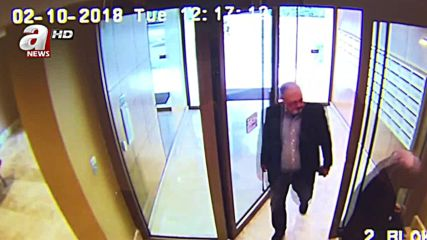 Turkey: CCTV at Istanbul home captures Khashoggi's final day alive