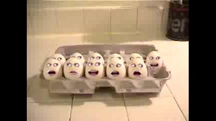 Крещящите яйца