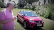 Seat Arona - забележителен градски SUV