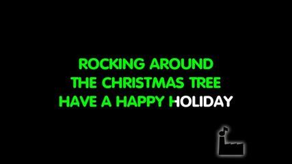 Brenda Lee - Rockin Around The Christmas Tree - Karaoke