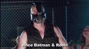 Батман и компания в действие!