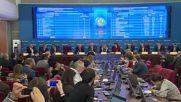 Russia: United Russia wins 54.2 percent of the vote - preliminary results