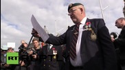 UK: Hundreds of soldiers risk punishment to call for release of 'Marine A'