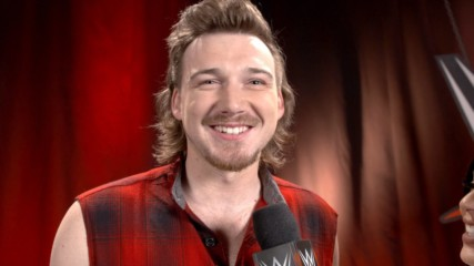 Morgan Wallen looks forward to WWE Tribute to the Troops: WWE.com Exclusive, Dec. 3, 2018