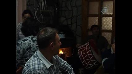След Новогодишно пийване и хапване-куртово Конаре-10.01.2015г-3част