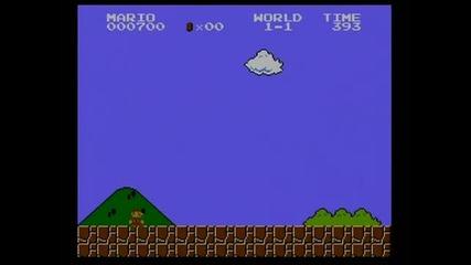 Ужасна Игра Super Mario Bros Шега