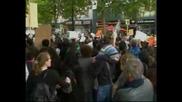 Протести на иранците по света