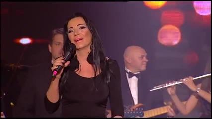 Goca Bozinovska - Bio si moja svetlost - GNV - (TV Grand 01.01.2015.)