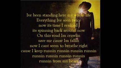 Adam Lambert - Runnin [ Full Song ] + Lyrics