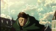 Attack on Titan - Сезон 1 Епизод 24 English Dubbed 2013 (английско аудио