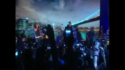 Alicia Keys w Jay - Z empire State of Mind Live !