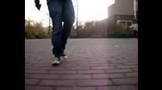 C - Walk Battle ; Aznxfrenzy Vs Aznvboy