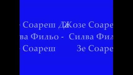 Състав На Пфк левски 2008 - 2009