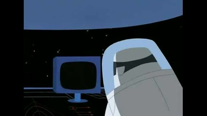 Samurai Jack Episode 5 - Jack In Space