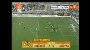 Ювентус - Модена 1 - 0 Трезеге