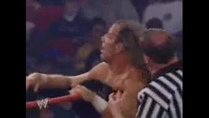 Wwe Батиста vs Шон Майкълс (armageddon 2003)