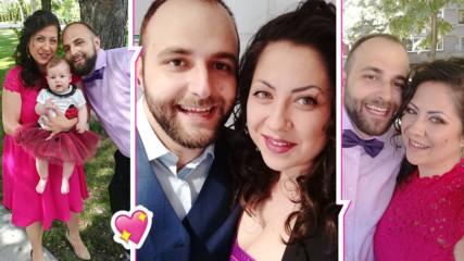 Божидара и Деян  от ''Един за друг'' си писали 3 месеца преди да се видят: Има ли любов в интернет?
