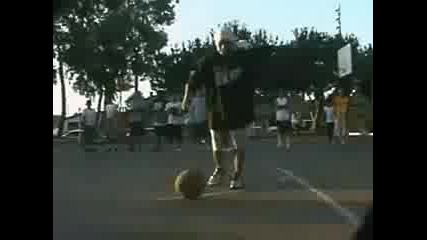 And1 Streetball Freestyle