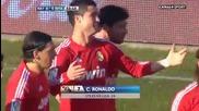 Райо Валекано 0:1 Реал Мадрид