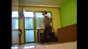 Freestyle Dance Session At Home