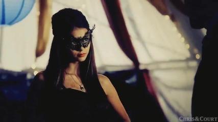 Stefan Katherine Damon Elena - Serial killer